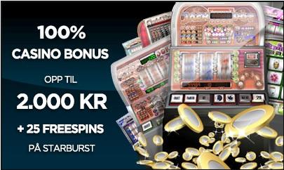 Norskeautomater tilbud