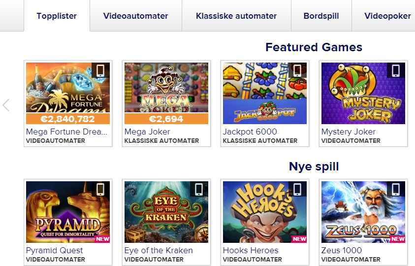 casino-euro-spel-no