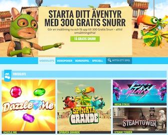 Spela Jack Hammer 2 spelautomat på nätet på Casino.com Sverige