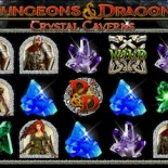 Dungeons Dragons Crystal Caverns